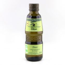 Bottle of Emile Noel Organic Extra Virgin Olive Oil, 250ml