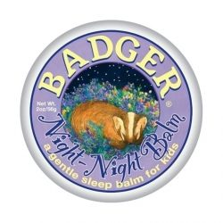 Container of Badger Organic Balm Night Night, 0.75oz