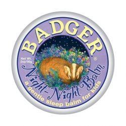 Container of Badger Organic Balm Night Night, 0.75oz