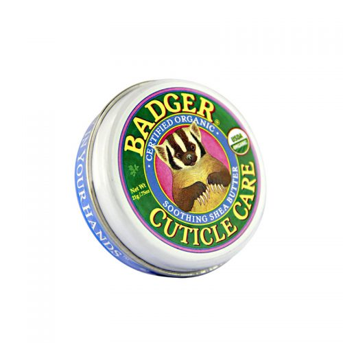 Container of Badger Organic Cuticle Care, 0.75oz