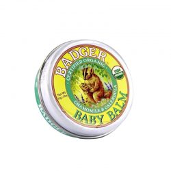 Container of Badger Organic Baby Balm, 0.75oz