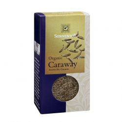Front view of package of Sonnentor Caraway Whole Herbal Blend