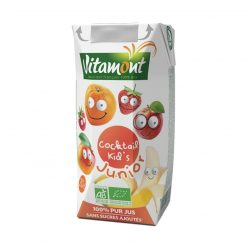 Carton of Vitamont Kid's Cocktail, 200ml