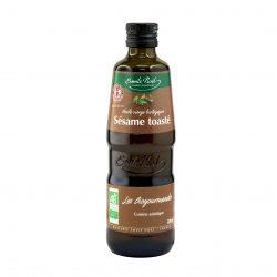 Bottle of Emile Noel Organic Toasted Sesame Oil, 500ml