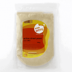 Packet of The Bites Active Dried Yeast, 100g