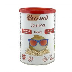 Tin of Ecomil Organic Quinoa Drink Powder, 400g