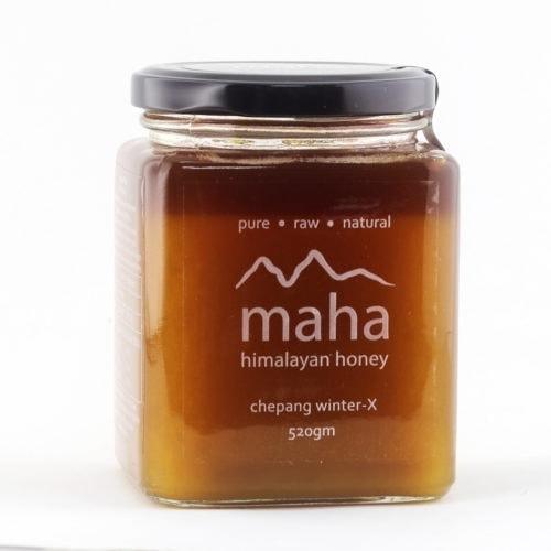 Container of Maha Chepang Winter-X Honey