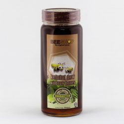 Bottle of Beeshop Kelulut Dew Wild Raw Honey