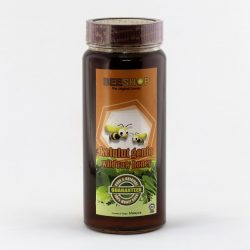 Bottle of Beeshop Kelulut Genio Wild Raw Honey