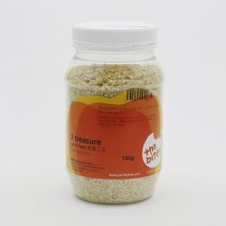 Container of The Bites 3 Treasure Powder Blend