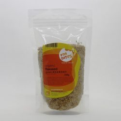 Packet of The Bites Organic Golden Flaxseed