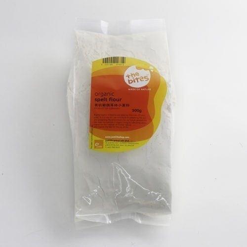 Packet of The Bites Organic Spelt Flour