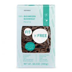 Packet of ALB-GOLD Organic Gluten-Free Buckwheat Pasta, 300g