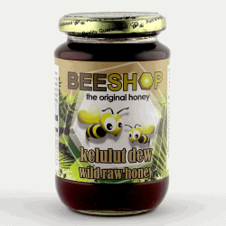 Jar of Ecobee Kelulut Dew Raw Honey, 491g