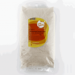 Packet of The Bites Organic Wholemeal High Protein Flour (Australia), 1kg