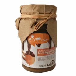 Bottle of Vive 65% Dark Chocolate & Peanut Butter, 180g