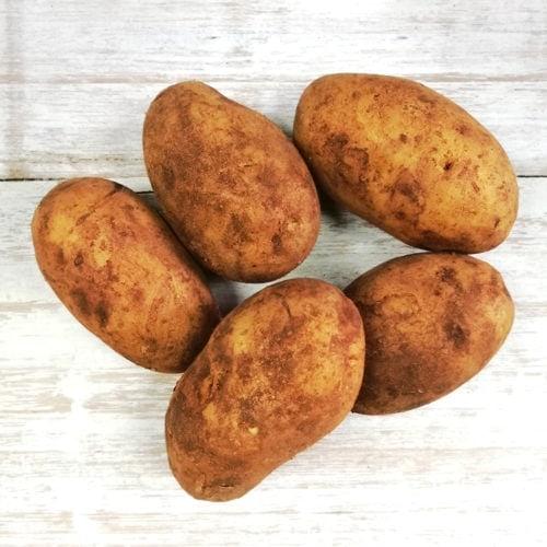 RL Organic Potatoes