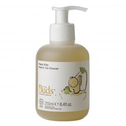 Bottle of Buds Cherished Organics - Happy Baby Head To Toe Cleanser (250ml)