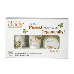 Box of Buds Cherished Organics Starter Kit Set