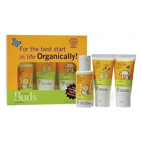 Box of Buds Everyday Organics - Starter Kit Set
