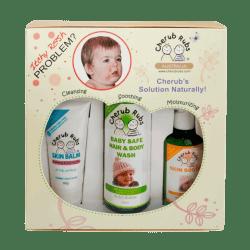 Box of Cherub Rubs Eczema Box Set
