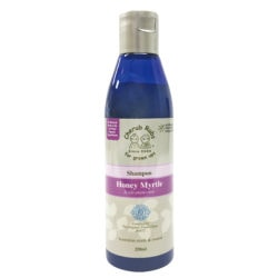 Bottle of Cherub Rubs Honey Myrtle Shampoo (250ml)