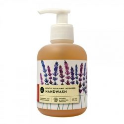 Bottle of Esmeria Antibac Handwash Lavender (250ml)