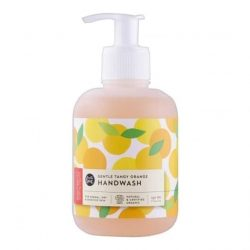 Bottle of Esmeria Antibac Handwash Tangy Orange (250ml)