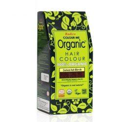 Box of Radico Darkest Ash Blonde Hair Colour Powder (100g)
