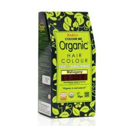 Box of Radico Mahogany Hair Colour Powder (100g)
