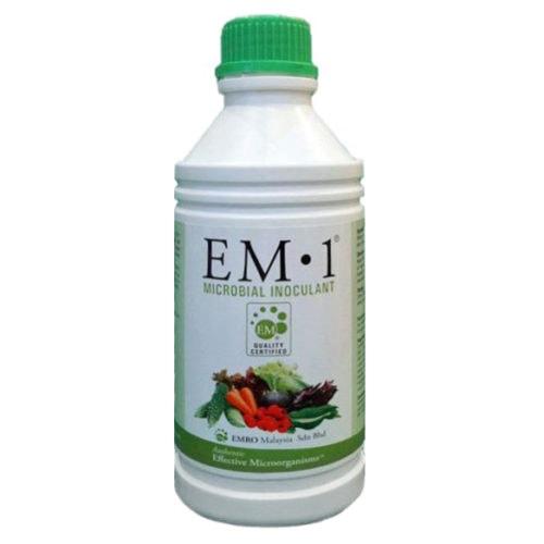 Bottle of Virgin Green - EM-1 (1L)